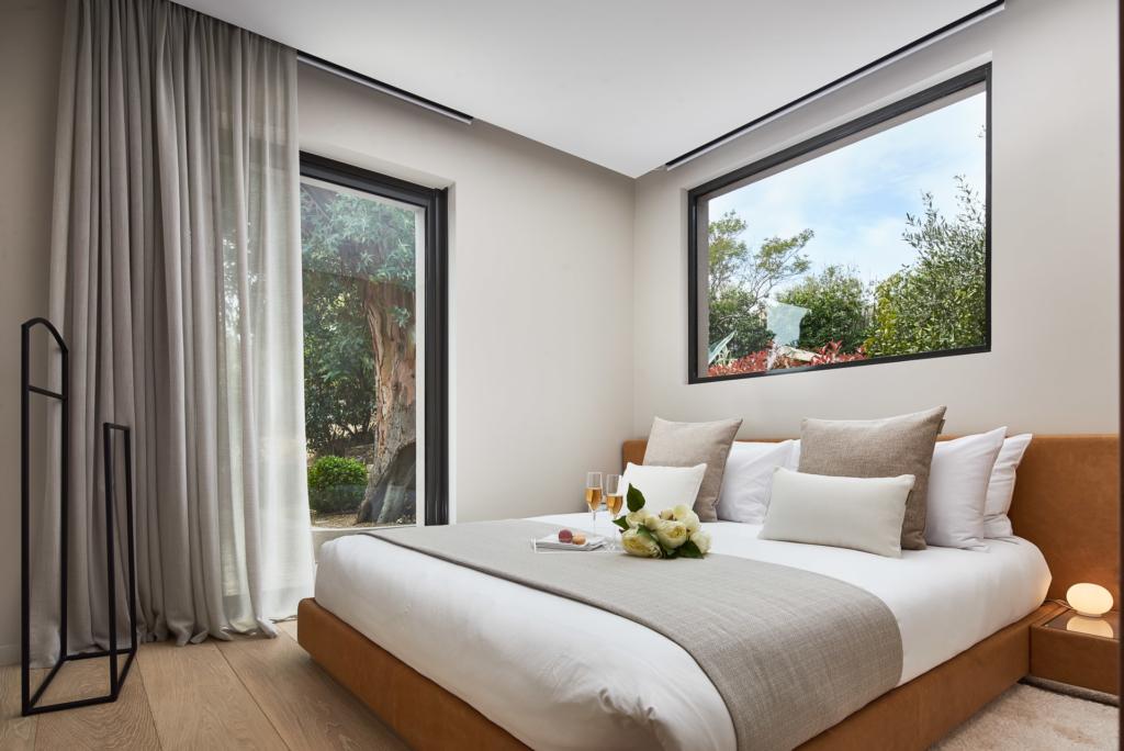 Domaine de L'ansa - Master Suite Bedroom